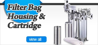 FILTER BAG HOUSING & CARTRIDGE